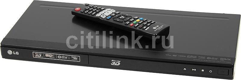 Плеер Blu-ray LG BD670, черный