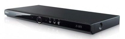 DVD-плеер LG DVX-642,  черный