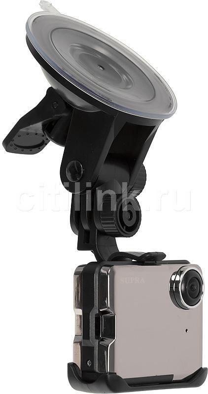Видеорегистратор SUPRA SCR-700 черный