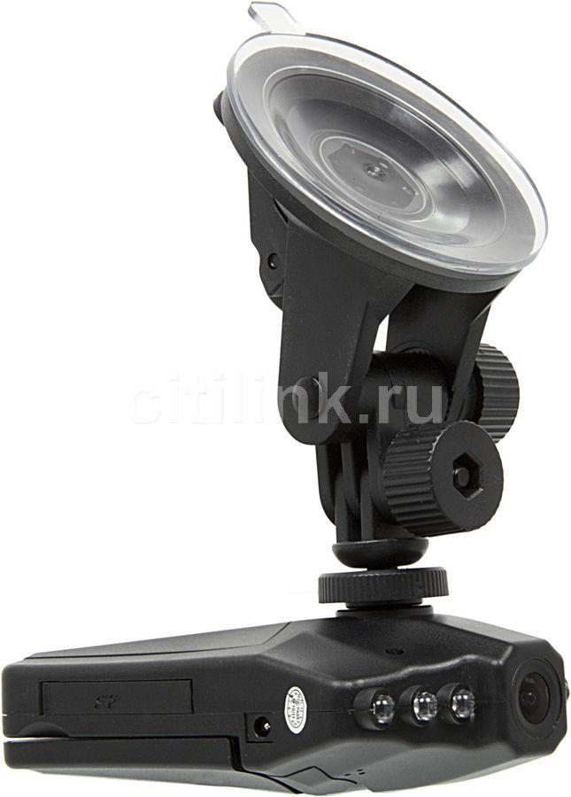 Видеорегистратор SUPRA SCR-800 черный