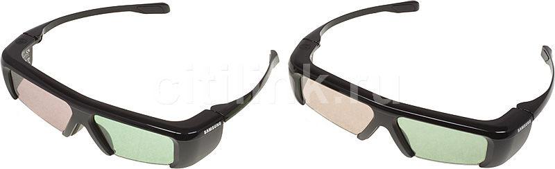 Очки 3D SAMSUNG SSG-P3100M,  черный