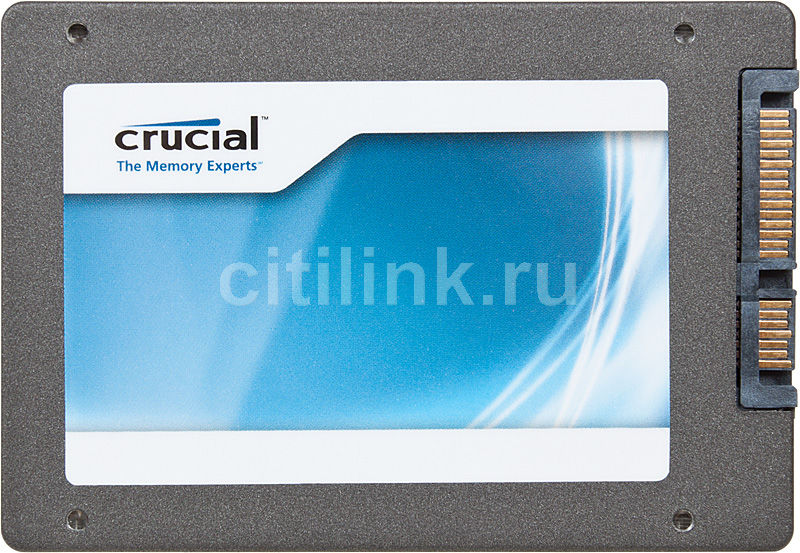 "SSD накопитель CRUCIAL M4 CT256M4SSD2 256Гб, 2.5"", SATA III"