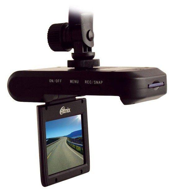Видеорегистратор RITMIX AVR-300 черный