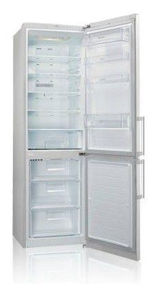 Холодильник LG GA-B489BVCA,  двухкамерный,  белый