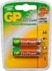 Аккумулятор GP 100AAHCBEP-CR2,  2 шт. AA,  1000мAч вид 1