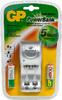 Аккумулятор + зарядное устройство GP PowerBank GPPB25GS250-CR2,  2 шт. AA,  2450мAч вид 1