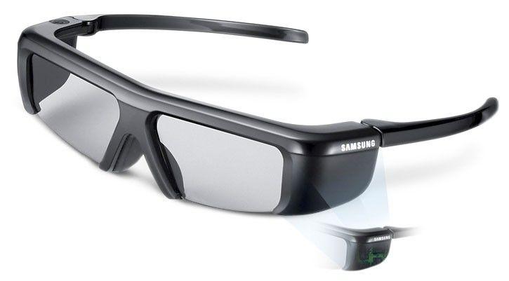 Очки 3D SAMSUNG SSG-3100GB,  черный
