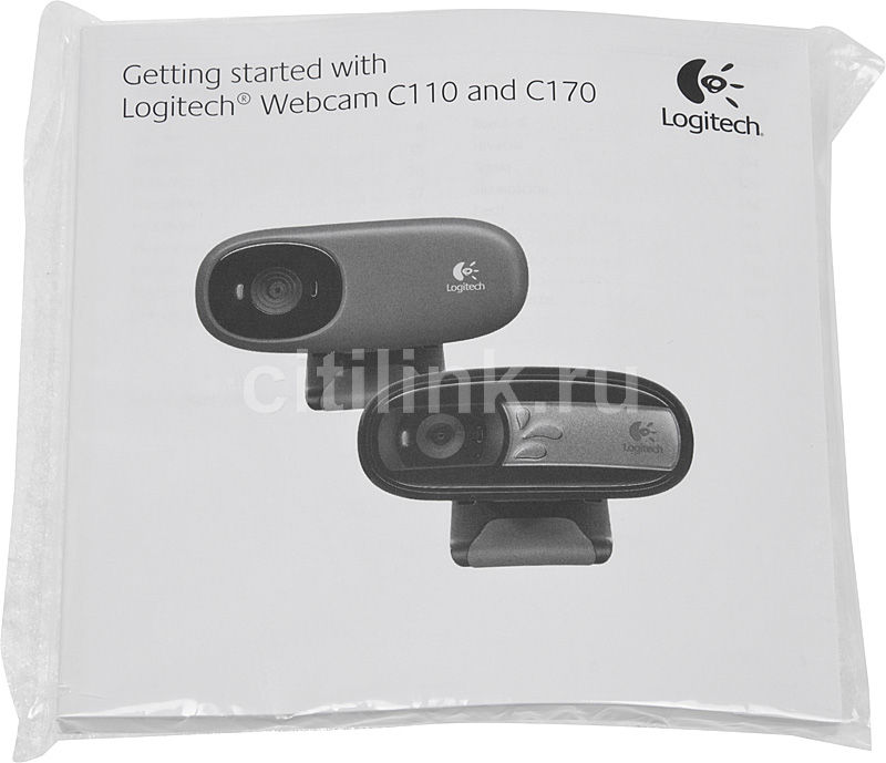 Logitech webcam c170 инструкция