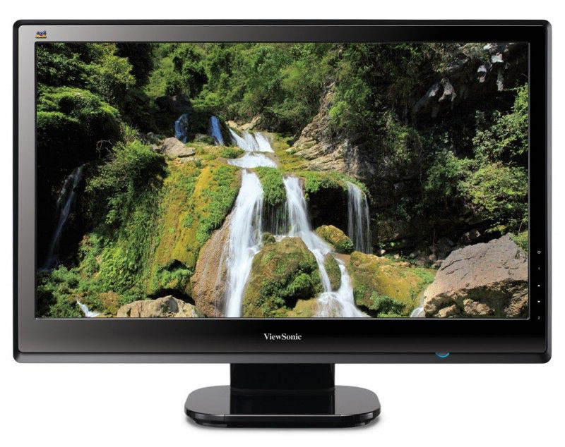 "Монитор ЖК VIEWSONIC VX2753MH-LED 27"", черный"