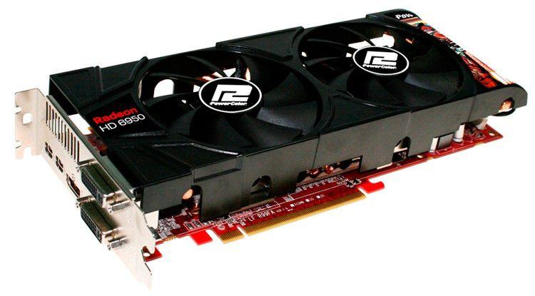 Видеокарта POWERCOLOR Radeon HD 6970,  2Гб, GDDR5, Ret [ax6970 2gbd5-dh]