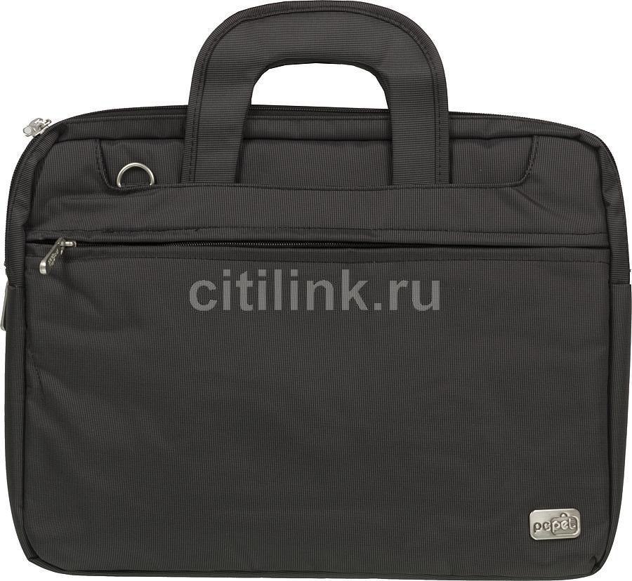"Сумка для ноутбука 15.6"" PC PET PCP-Z9115N, черный"