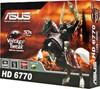 Видеокарта ASUS Radeon HD 6770,  1Гб, GDDR5, Ret [eah6770/2di/1gd5] вид 7