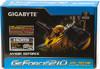 Видеокарта GIGABYTE GeForce 210,  128Мб, DDR3, Low Profile,  Ret [gv-n210tc-512i] вид 7