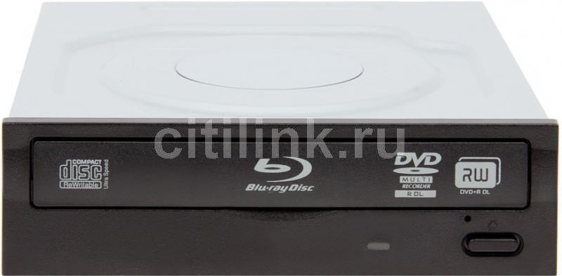 Оптический привод Blu-Ray LITE-ON iHES112-29, внутренний, SATA, черный,  OEM