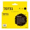 Картридж T2 C13T07314A IC-ET0731,  черный вид 1
