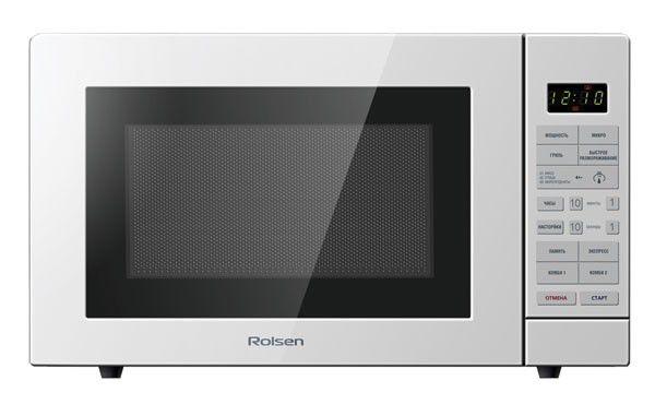 Микроволновая печь ROLSEN MG1770SH, белый