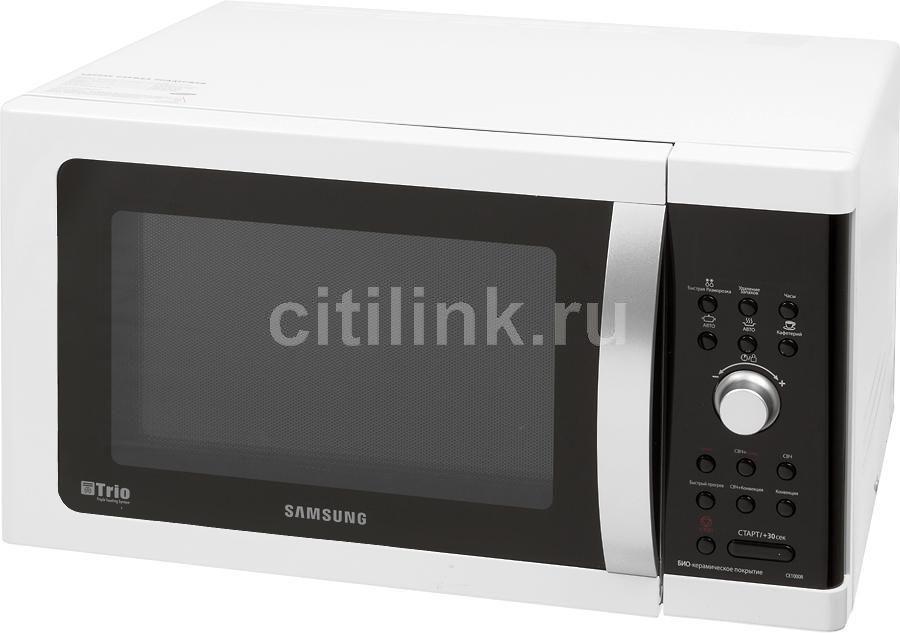 Микроволновая печь SAMSUNG CE 1000 R-T, белый