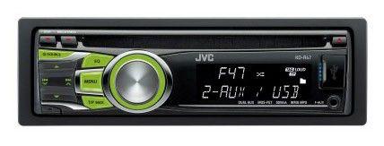 Автомагнитола JVC KD-R47EE,  USB