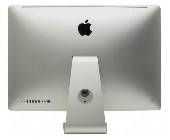 Моноблок APPLE iMac Z0M7/3, Intel Core i7 2600, 4Гб, 1Тб, AMD Radeon HD 6970M - 1024 Мб, DVD-RW, Mac OS X 10.6 Snow Leopard, белый