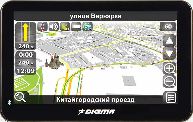 GPS навигатор DIGMA DS700BN,  7