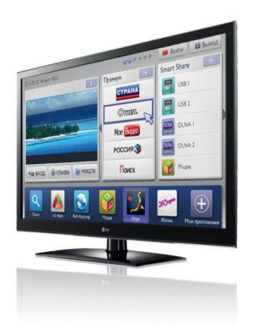 LED телевизор LG 37LV370S