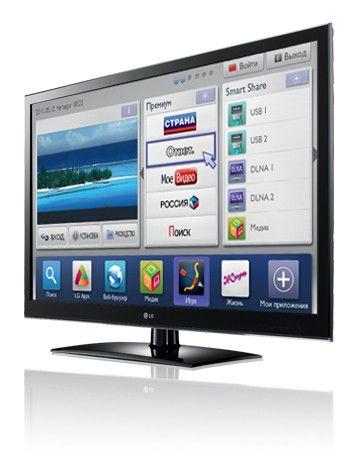 LED телевизор LG 47LV370S