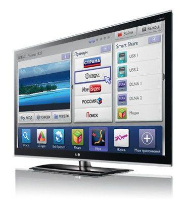 Плазменный телевизор LG 50PZ950S