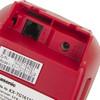 Радиотелефон PANASONIC KX-TG1611RUR,  красный и черный вид 6