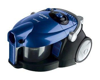 Пылесос SCARLETT SC-085, 1500Вт, голубой