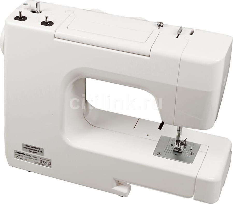 Швейная машина Janome 90E белый