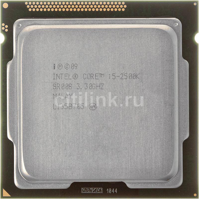 Процессор INTEL Core i5 2500K, LGA 1155 OEM [cpu intel lga1155 i5-2500k oem]