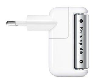 Аккумулятор + зарядное устройство  Apple MC500ZM/A,  6 шт. AA,  1900мAч