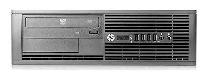 HP Elite 8200SFF,  Intel  Core i5  2500,  DDR3 2Гб, 500Гб,  Intel HD Graphics,  DVD-RW,  Windows 7 Professional,  черный [xy133ea]