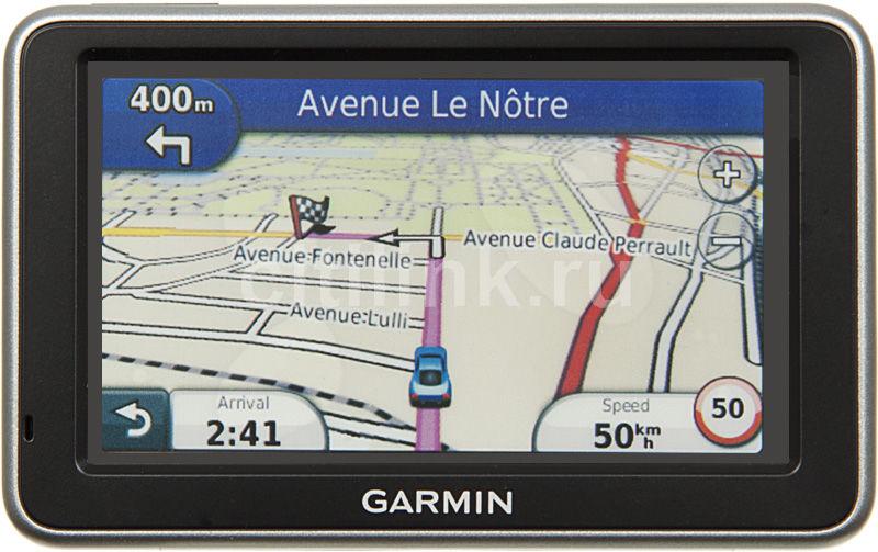 """GPS навигатор GARMIN Nuvi 2350,  4.3"""",  авто, Garmin Russia,  черный"""