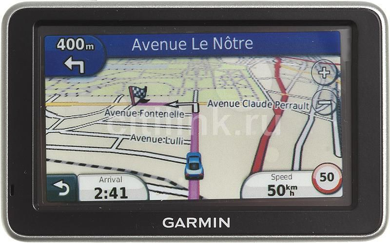 GPS навигатор GARMIN Nuvi 2350LT,  4.3