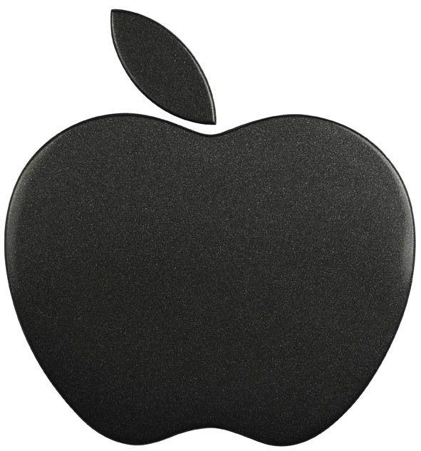 Коврик для мыши NOVA Apple pad черный [v-pomme-nr-01]