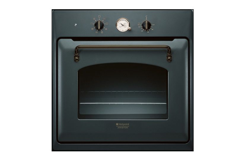 Духовой шкаф HOTPOINT-ARISTON 7OFTR 850 AN, антрацит hotpoint ariston 7hhp 6 r an hа