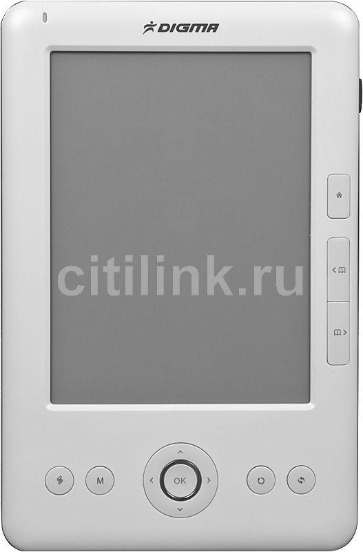 Электронная книга DIGMA e601 HD,  6