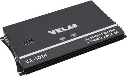 Усилитель автомобильный VELAS VA-1014