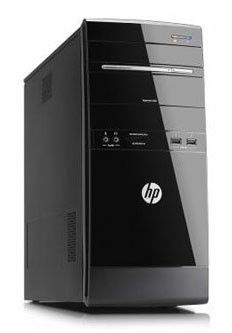 HP G5373ru,  Intel  Pentium  E5800,  DDR3 2Гб, 500Гб,  nVIDIA GeForce G405 - 1024 Мб,  DVD-RW,  Windows 7 Home Basic,  черный [ll481ea]