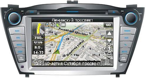 Автомагнитола VELAS V-HX35G,  Hyundai ix35,  USB,  SD