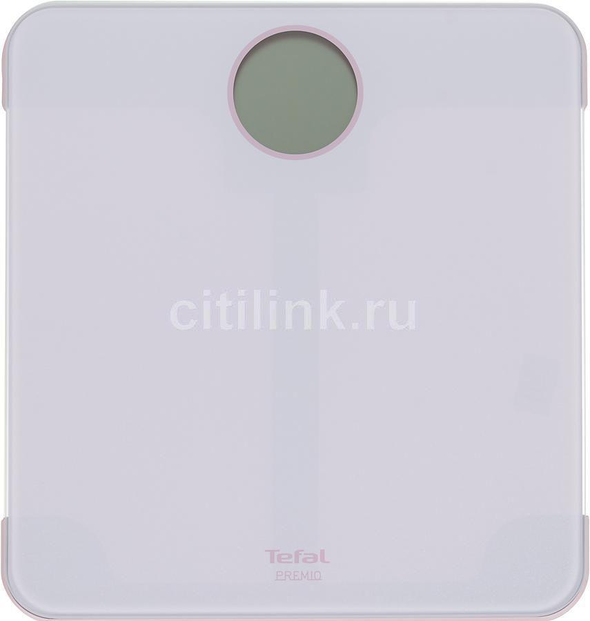 Весы TEFAL PP1201V0, до 160кг, цвет: сиреневый [2100062621]