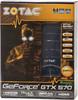 Видеокарта ZOTAC GeForce GTX 570,  1.3Гб, GDDR5, Ret [zt-50205-10p] вид 7