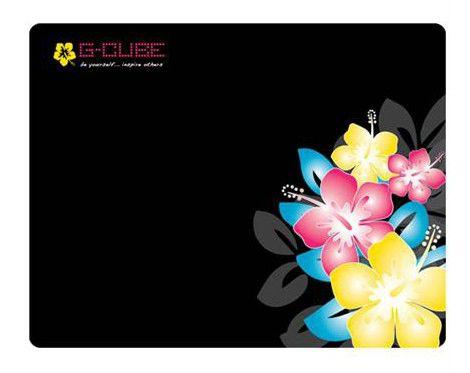 Коврик для мыши G-CUBE GMA-20N черный/рисунок