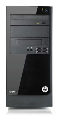 HP Pro 3300,  Intel  Pentium  G850,  DDR3 2Гб, 500Гб,  Intel HD Graphics,  DVD-RW,  CR,  Free DOS,  черный [lh042ea]