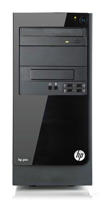 HP Pro 3300,  Intel  Pentium  G620,  DDR3 2Гб, 500Гб,  Intel HD Graphics,  DVD-RW,  CR,  Windows 7 Professional,  черный [lh058ea]