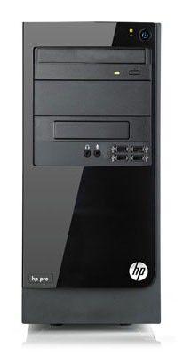 HP Pro 3300,  Intel  Pentium  G620,  DDR3 2Гб, 500Гб,  Intel HD Graphics,  DVD-RW,  CR,  Windows 7 Professional,  черный [lh058ea]
