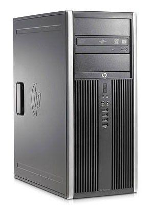HP Elite 8200,  Intel  Core i7  2600,  DDR3 4Гб, 500Гб,  ATI Radeon HD 6570 - 1024 Мб,  DVD-RW,  Windows 7 Professional,  черный [xy141ea]