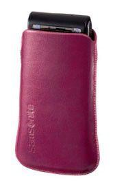 Чехол Hama H-103324 Toledo, 5.8 x 1.2 x 10.8 см (S), кожа, розовый, Samsonite