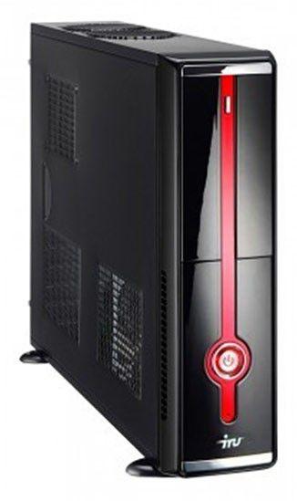 IRU 120,  AMD  Fusion  E-350,  DDR3 2Гб, 250Гб,  AMD Radeon HD 6310,  DVD-RW,  CR,  noOS,  черный